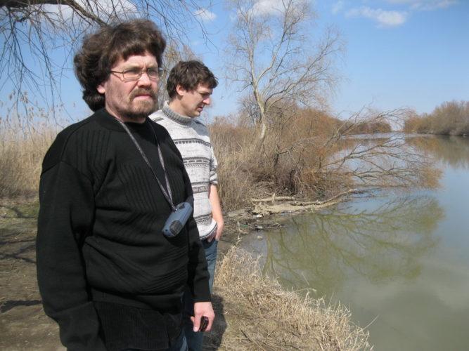 А. Рудомаха и Д. Шевченко