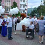 Пушкинский дол в карнавале