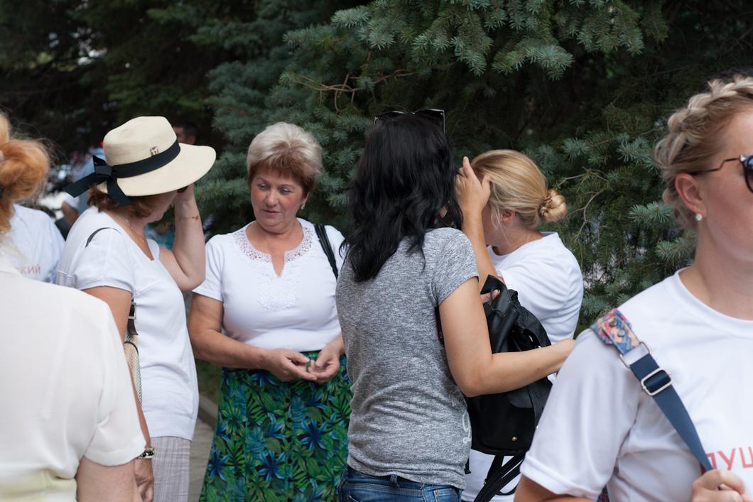 Из Калуги в Геленджик Раиса Князева приезжает только на суды. Фото: Алиса Кустикова / «Новая газета»