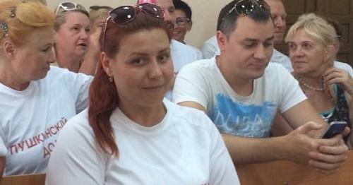 Участница митинга в Геленджике оштрафована на 15 тысяч рублей