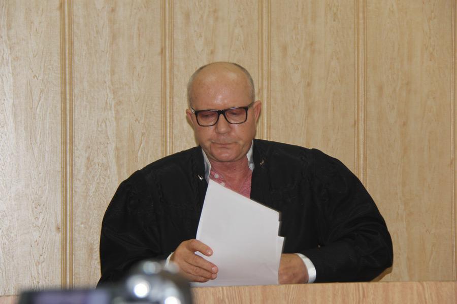 Судья Садов